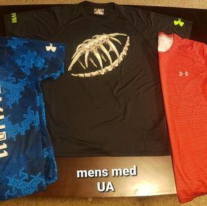 Mens Med UA Shirts (3)